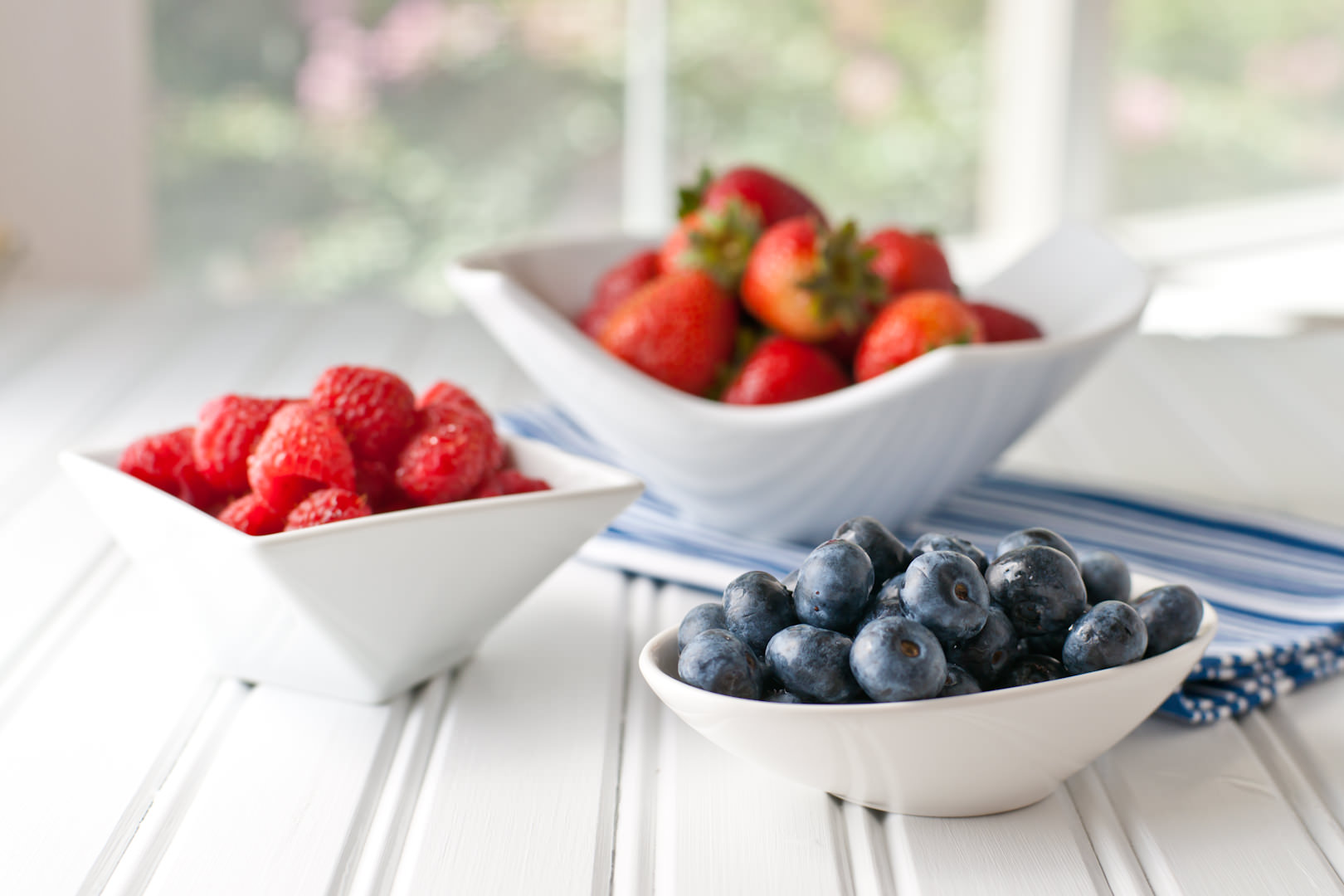 Fresh Berries - Theresa Fernandez Photography | Dallas Food Photographer