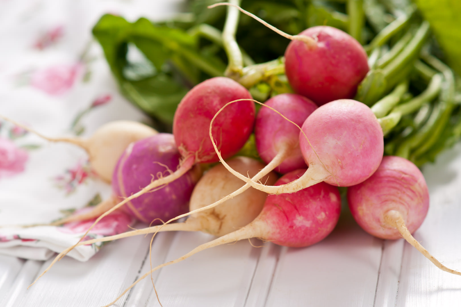 Radishes - Theresa Fernandez Photography | Dallas Food Photographer