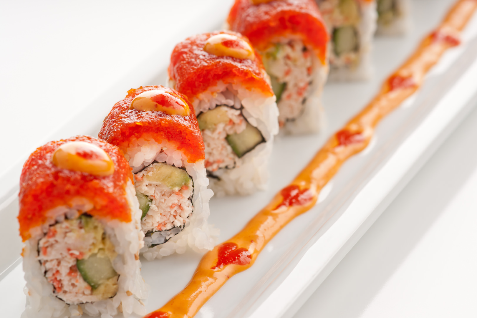 RA Sushi  - Theresa Fernandez Photography | Dallas Food Photographer