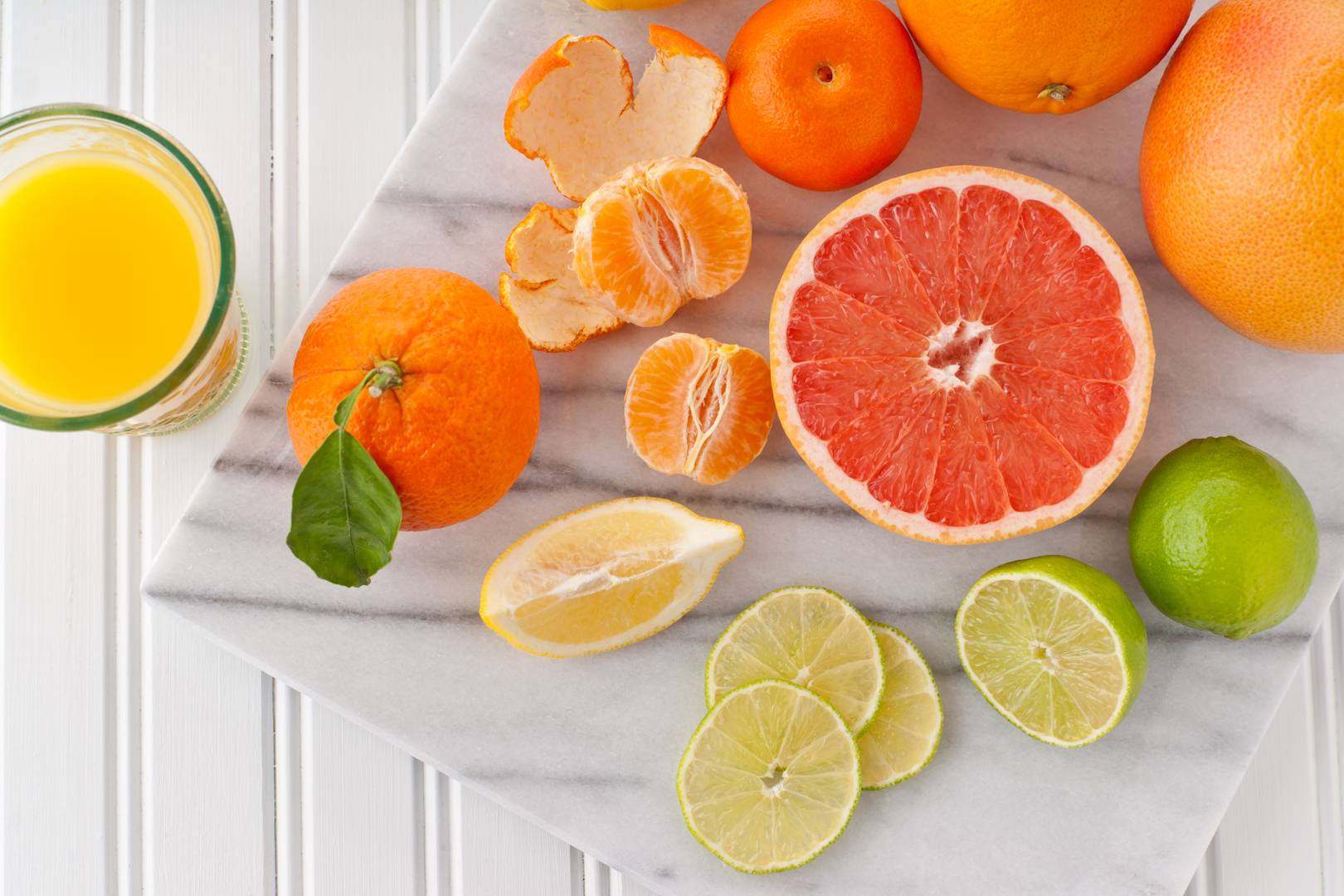 Fresh Citrus - Theresa Fernandez Photography | Dallas Food Photographer