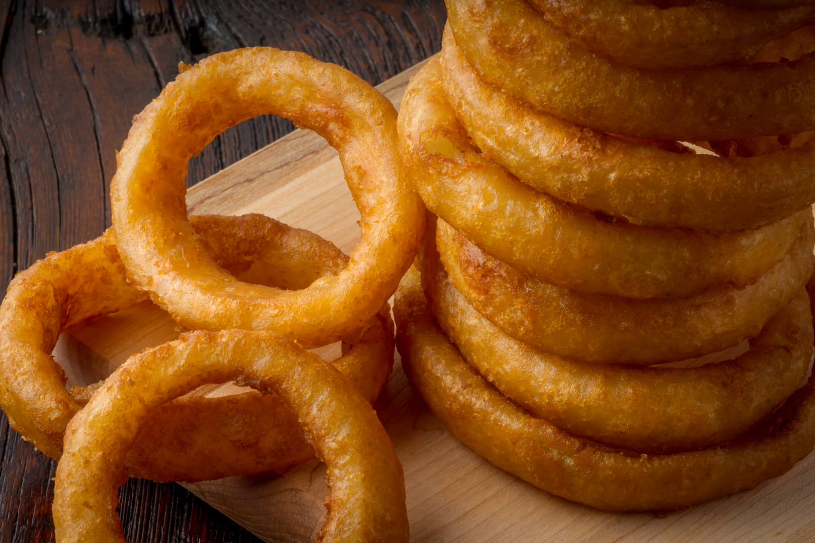 Onion Rings - Theresa Fernandez Photography | Dallas Food Photographer