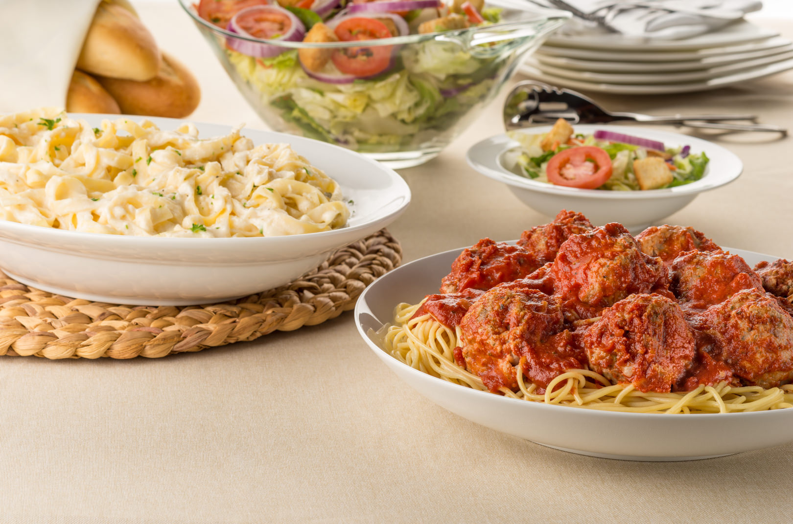 Spaghetti Warehouse - Catering