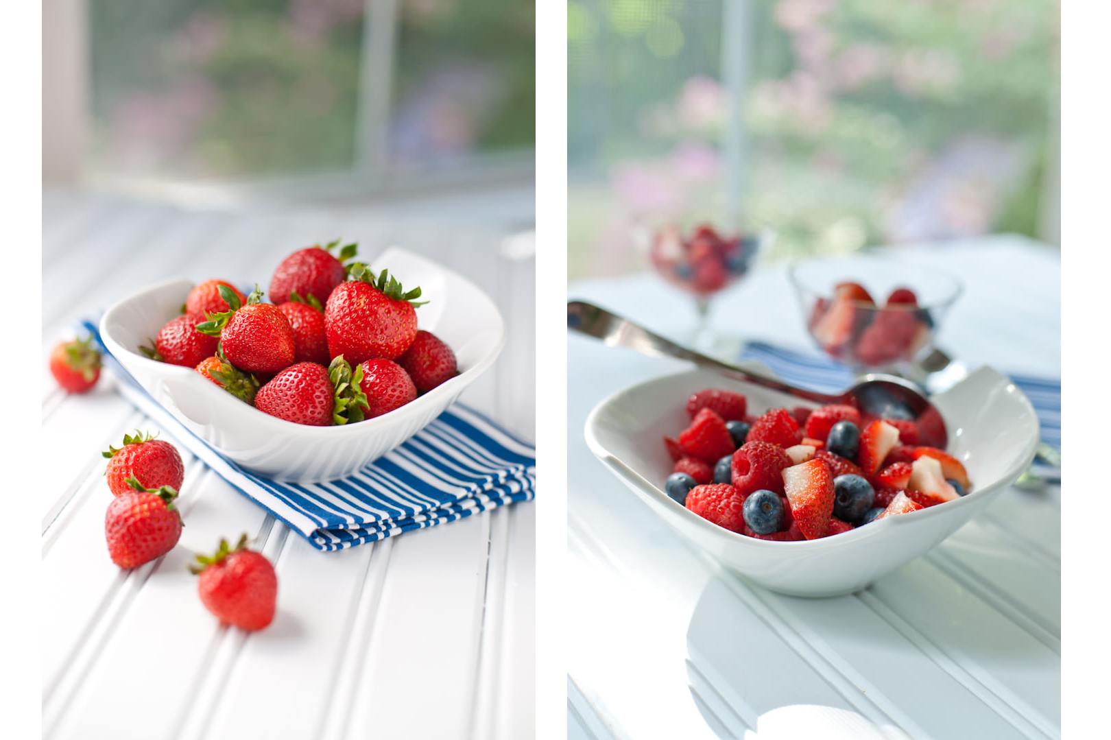 Fresh Berries | Theresa Fernandez Photography | Dallas Food Photographer